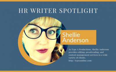 Shellie Anderson HR Writer